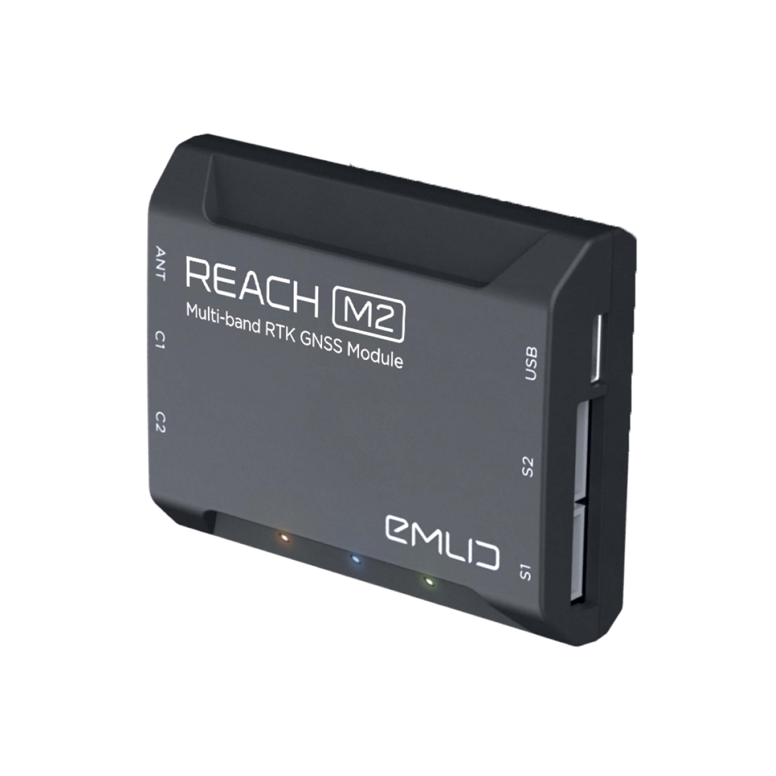 Promo Paket Bundling GPS Geodetic EMLID Reach M2 UAV KIT