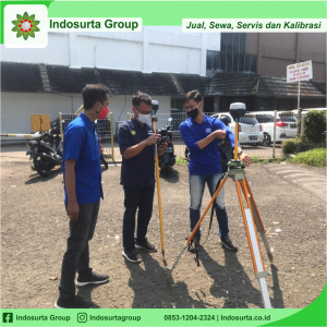 Pelatihan Alat Survey Indonesia Gratis Setelah Pembelian Alat Survey Indosurta Group 2021
